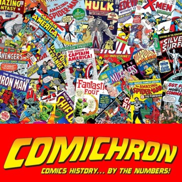 Comichron & The Future of Comic Sales Tracking: The Comic Source Podcast