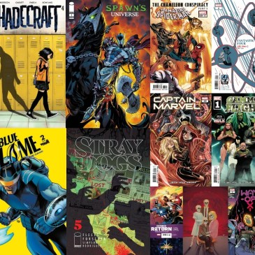 New Comic Wednesday June 23, 2021: The Comic Source Podcast