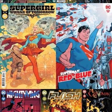 DC Spotlight August 17, 2021 Releases: The Comic Source Podcast