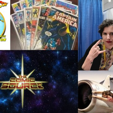 Terrificon Recap: The Comic Source Podcast