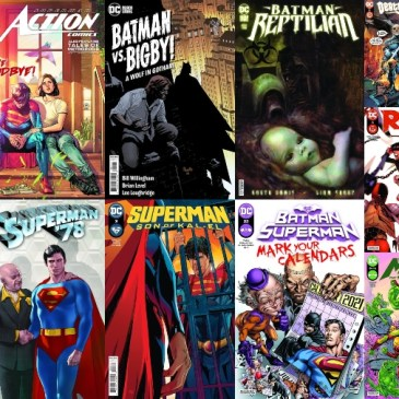 DC Spotlight September 28, 2021 Releases: The Comic Source Podcast