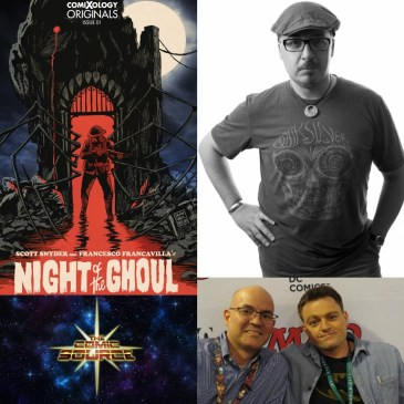 Night of the Ghoul #1 Review: The Comic Source Podcast