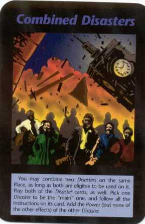 Rapture Timing In Illuminati Card Game