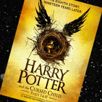Why I am NOT excited about Harry Potter and the Cursed Child