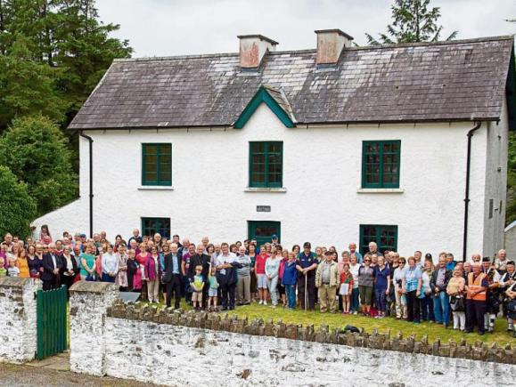 National Famine Commemoration in Ballingarry