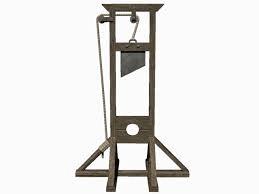 guillotine 1