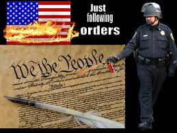enemy of the state just following orders