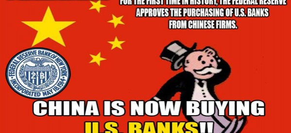 china buying us banks
