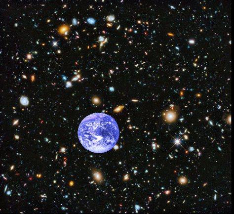 earth, stars, planets, universe, The Common Vein, Ashley Davidoff MD