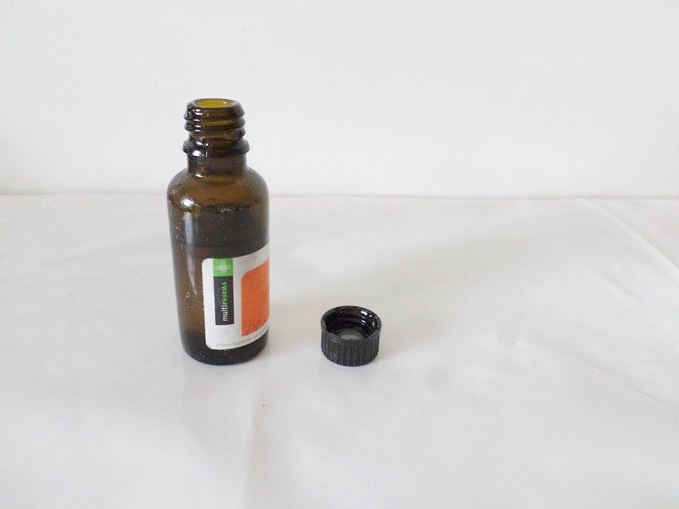 Mon utilisation de l'huile de ricin
