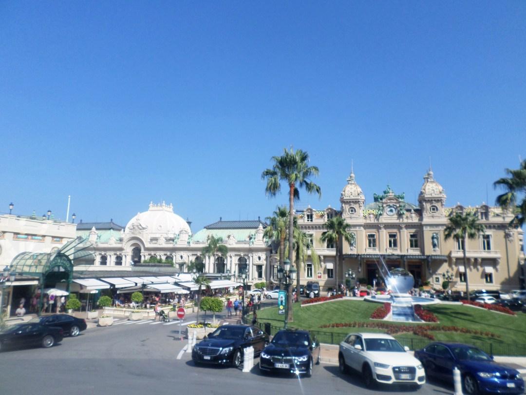 Une journée à Monaco - Casino