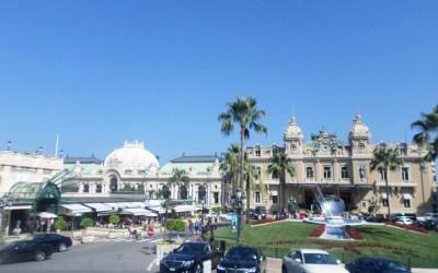 Une journée à Monaco