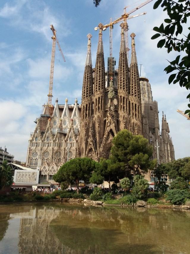 Sagrada Familia - City trip de 4 jours à Barcelone