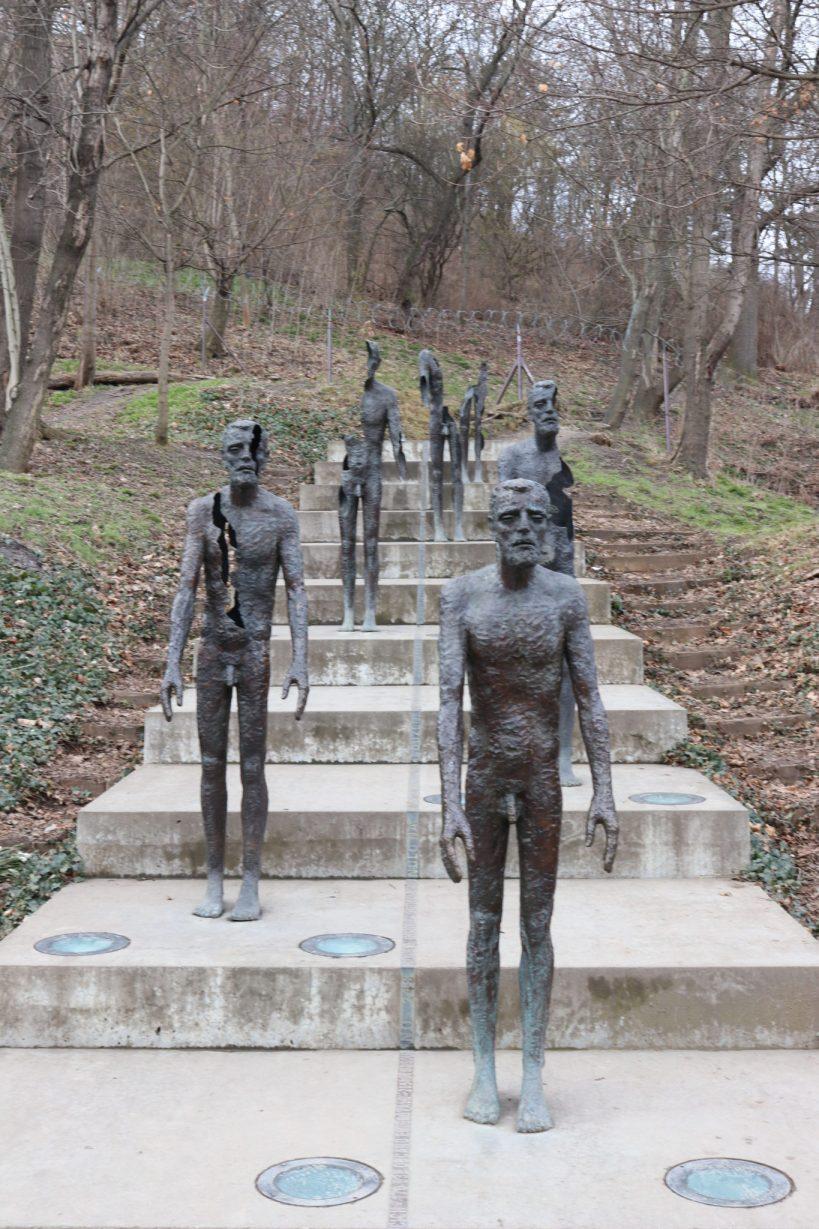 Monument victime communisme Prague