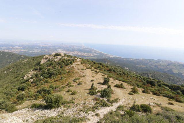 Tour de la Massane Argelès-sur-Mer