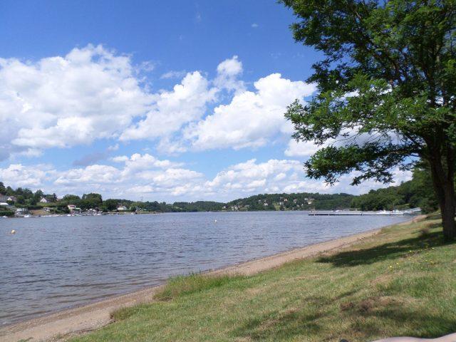 Activités lac Eguzon Creuse