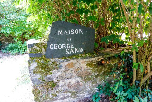 Visite de Gargilesse : sur les pas de George Sand