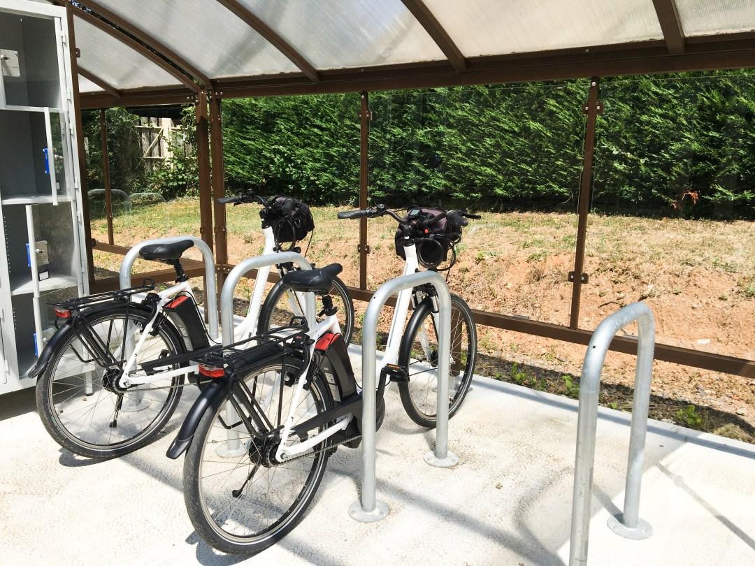 Vélo électrique Lac-Eguzon