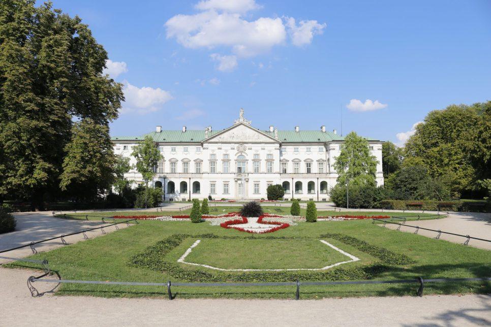 ParcOgród Krasińskic