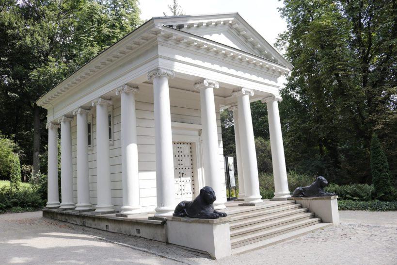Parc Lazienski
