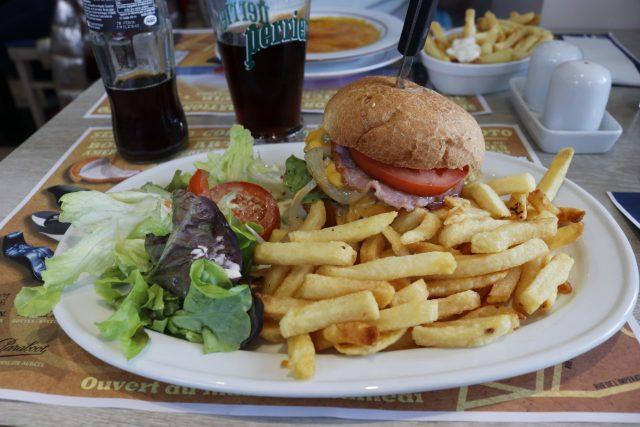 Restaurant la plage Berk sur mer