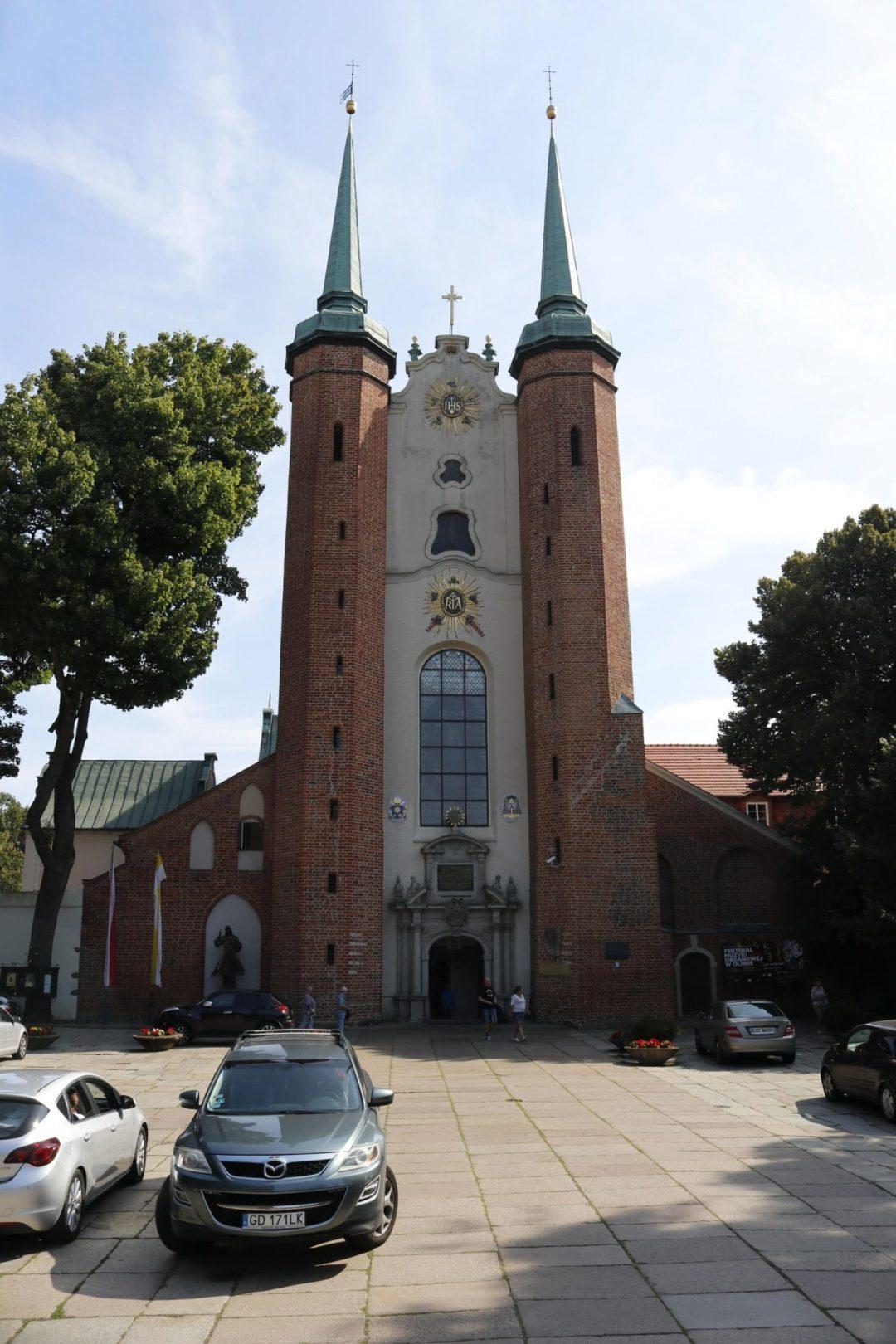 Cathédrale de Gdańsk-Oliwa