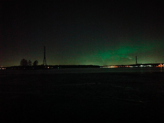 Aurore-boreales-finlande-Helsinki