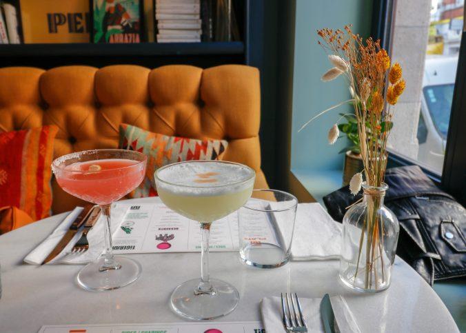 Restaurant Tigermilk Cocktails