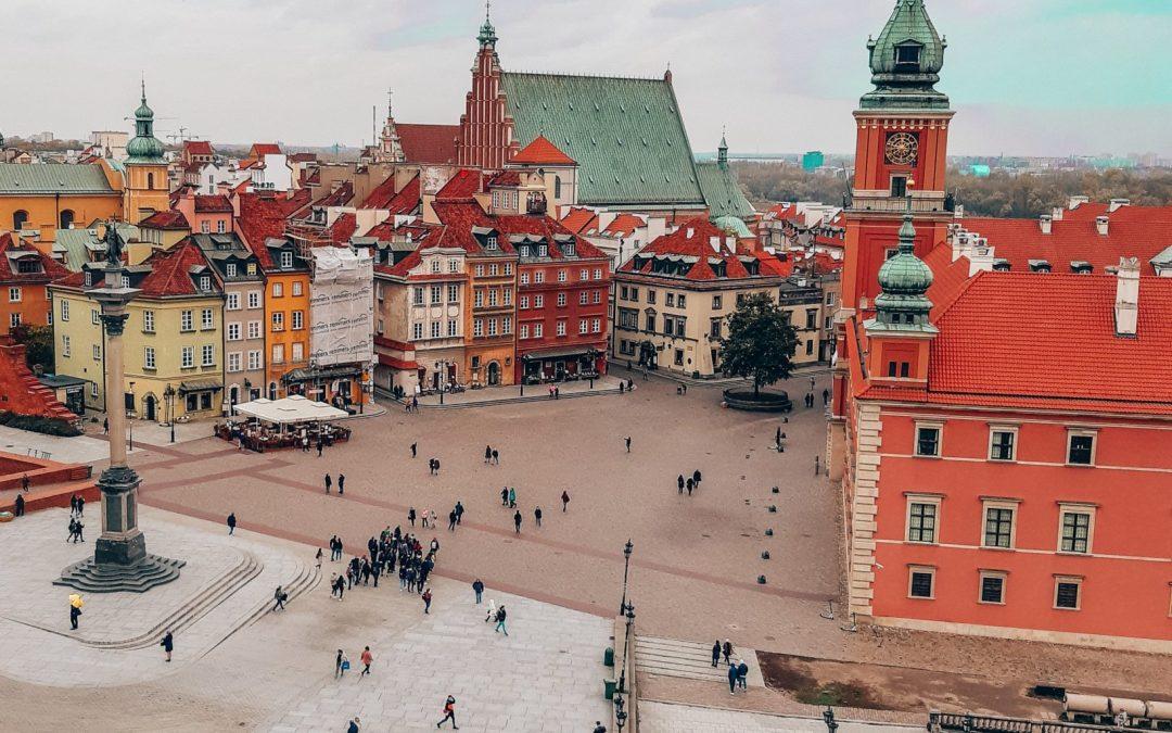 Les 10 lieux les plus instagrammables de Varsovie