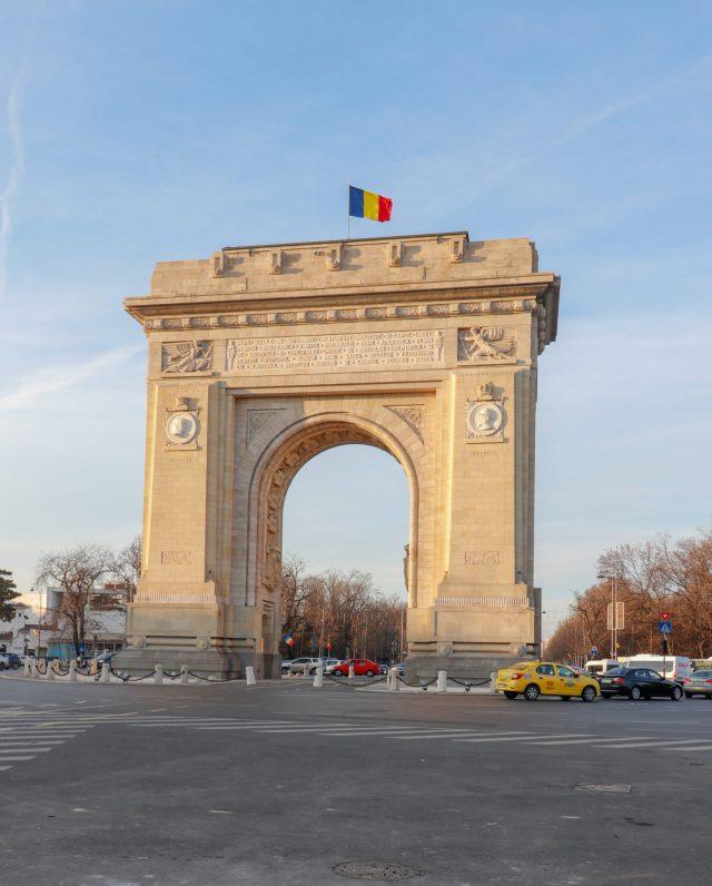 Arcul-de-Triumf-Bucarest
