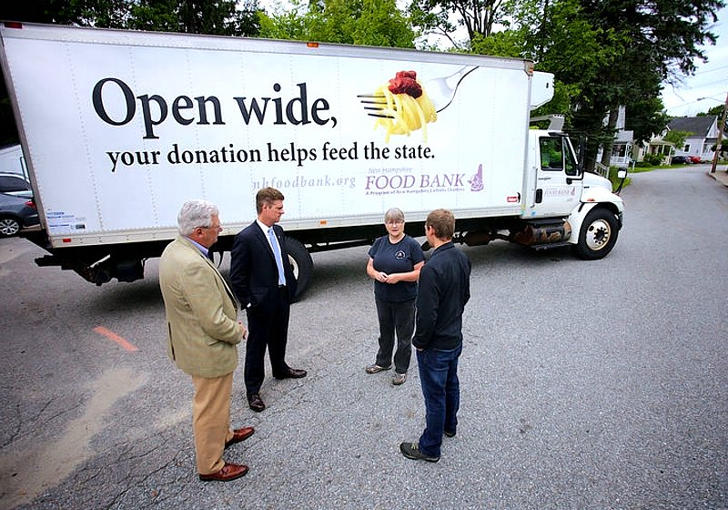 Your donation helps the NH Food Bank