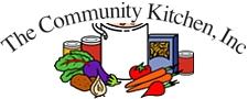 Header Logo for The Community Kitchen