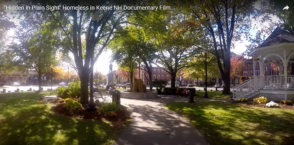 """Hidden in Plain Sight"" a documentary about homelessness in Keene, NH."