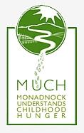 MUCH (Monandnock Understands Childhood Hunger Logo