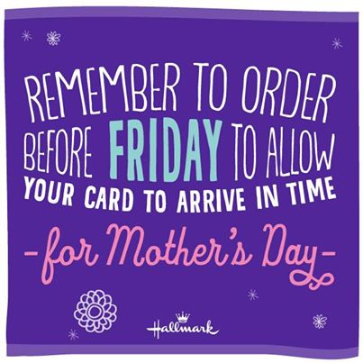 Hallmark – Buy Mother's Day Card To Win IBare Crystal ...
