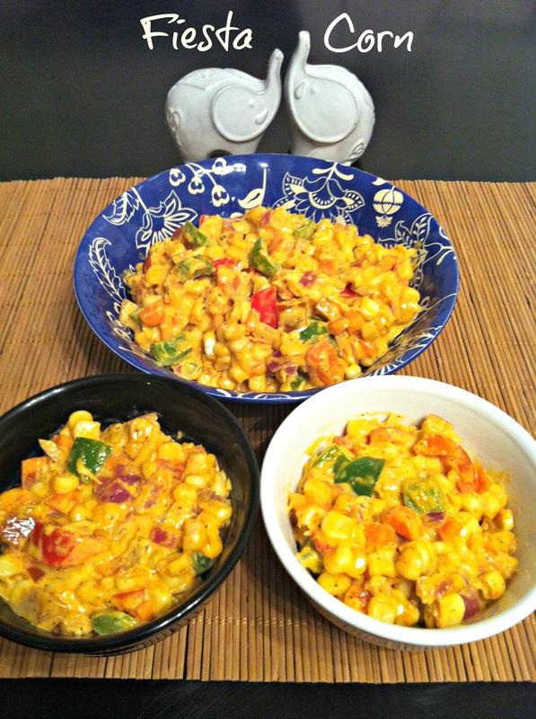 Fiesta Corn ~ The Complete Savorist