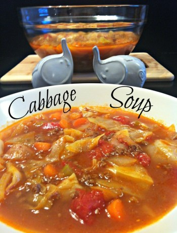 Cabbage Soup ~ The Complete Savorist