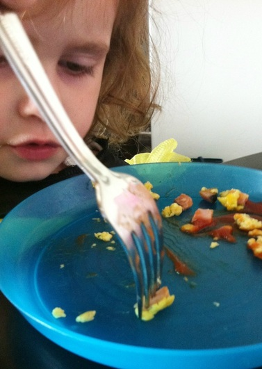 Easy Breakfast Skillet ~ The Complete Savorist
