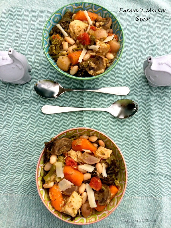 Farmer\'s Market Stew - The Complete Savorist