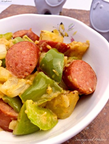 Sausage and Potatoes ~ The Complete Savorist