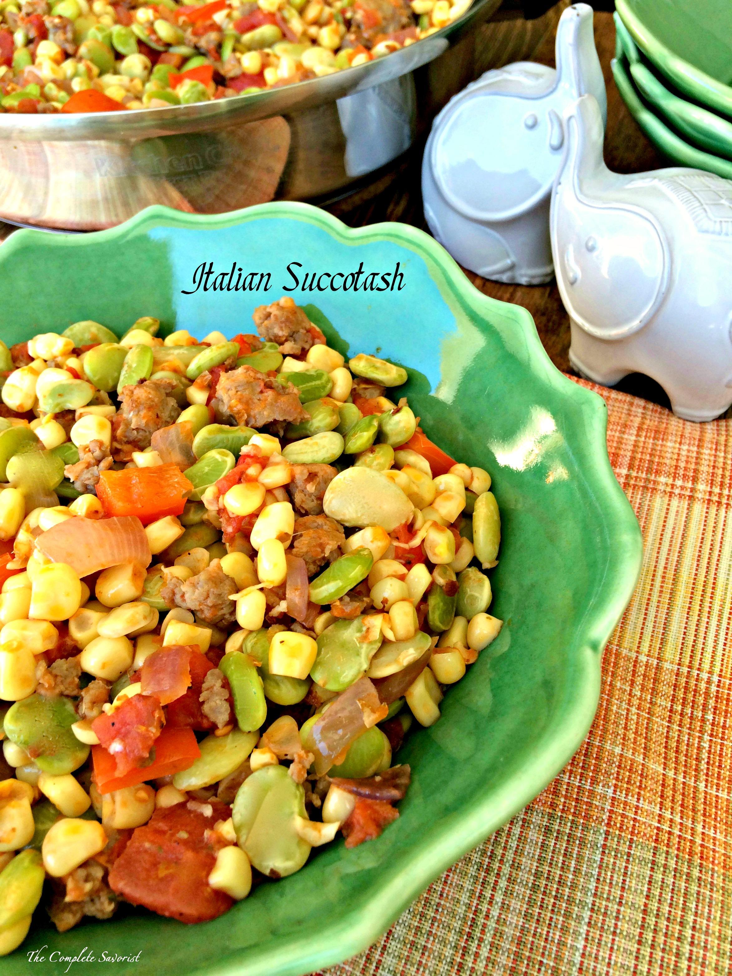 Traditional Native American Succotash Recipe Besto Blog