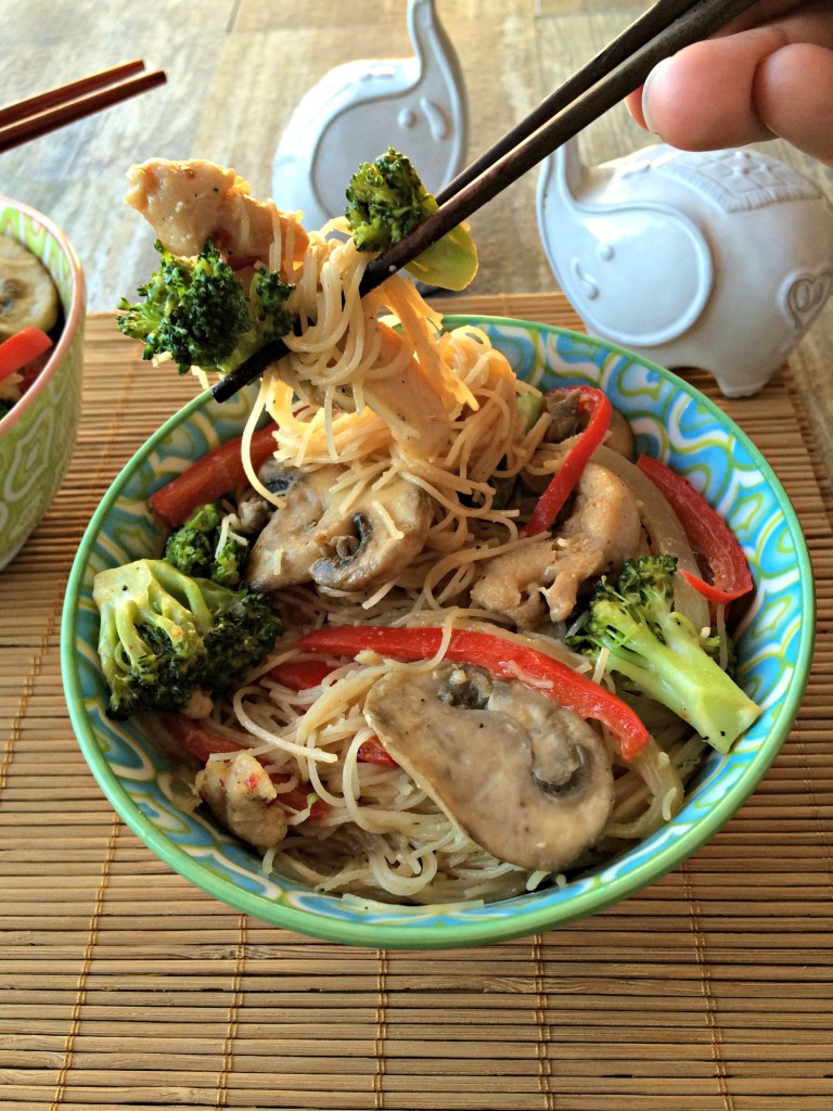 Miso Chicken Stir Fry ~ The Complete Savorist