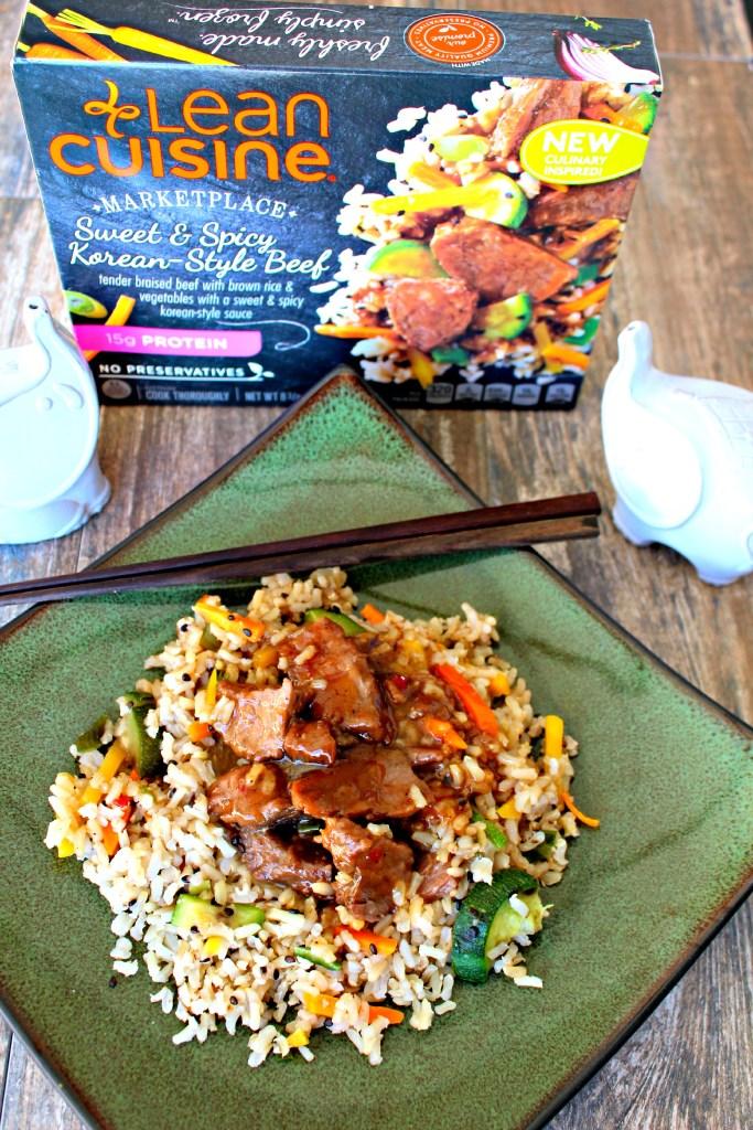 Quick Meals - LEAN CUISINE® Marketplace meals ~ The Complete Savorist #MyNewLeanCuisine #Ad