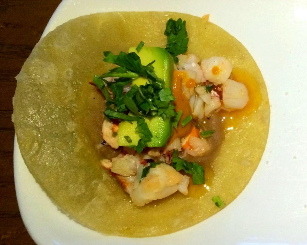 Lobster Taco at La Hacienda ~ The Complete Savorist #FoodiesInPhoenix #myphx