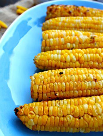 Coconut Cilantro Corn ~ The Complete Savorist