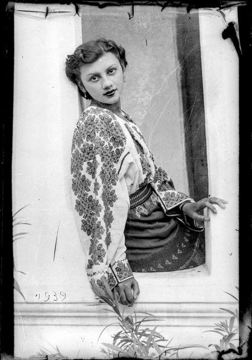 Portret de fată, 1939