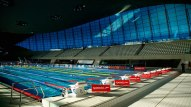 Swim Stadium, London Olympics. © Clive Rose/Getty Images