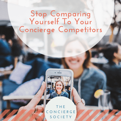 The Concierge Society - Comparing Your Competitors