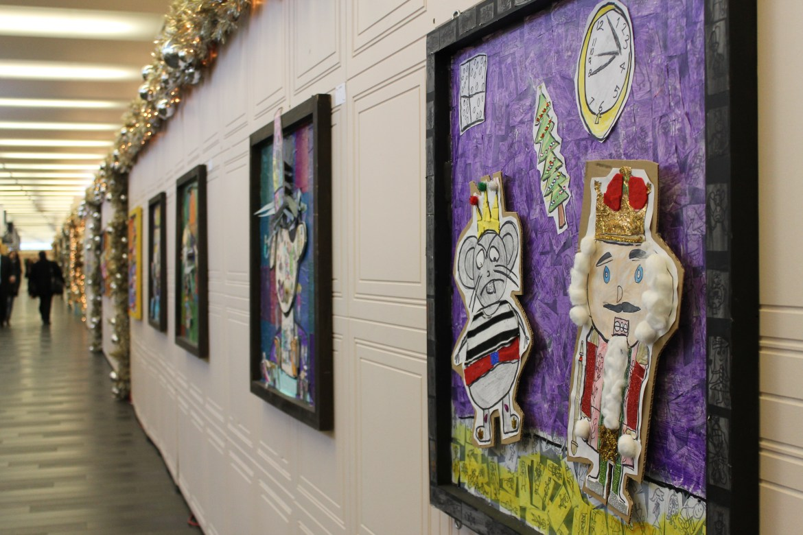 Ten per cent of sales at the Nutcracker Market will go to The Nutcracker Fund For Children. Photo by Meghan Overbury.