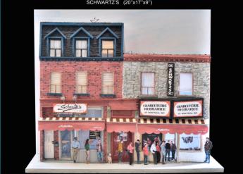 Schwartz's (20'x17'x9'). Photos courtesy of David Chandler and Stanley Sklar.